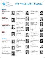 2021 THA Board of Trustees