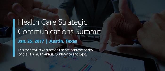 Health Care Strategic Communications Summit