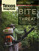 Cover of Texas Hospitals Aug-Sept 2017