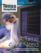 Cover of Texas Hospitals Sept-Oct 2017