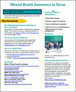 Activities for Mental Health Awareness Month