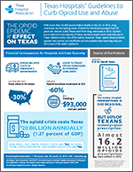 Texas Hospitals' Guidelines to Curb Opioid Use and Abuse title=