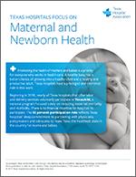 Texas Hospitals Focus on Maternal and Newborn Health