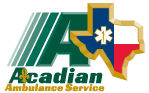 logo for Acadian Ambulance Service