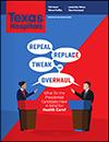 January/February 2016 issue of Texas Hospitals magazine