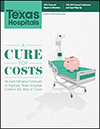 March/April 2016 issue of Texas Hospitals magazine