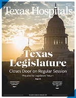 May/June 2017 issue of Texas Hospitals