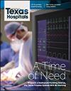September/October 2016 issue of Texas Hospitals magazine