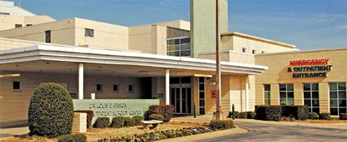 photo of ER Outpatient building