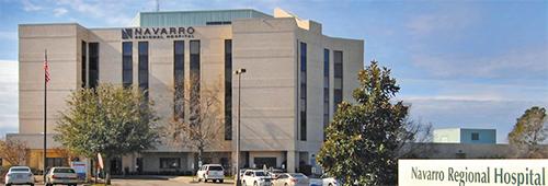photo of Navarro Regional Hospital