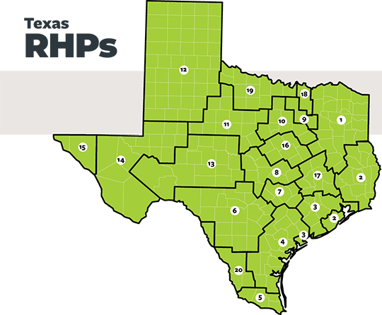 Texas RHPs
