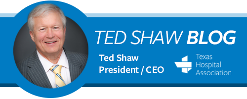 Ted Shaw Blog