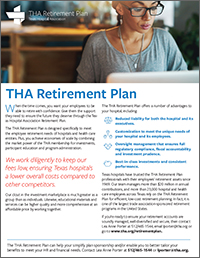 THA Retirement Plan Overview
