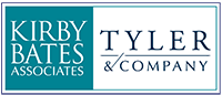 logo for Kirby Bates Associates and Tyler & Company