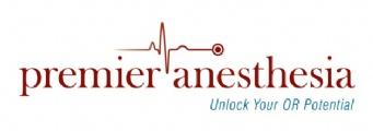 logo for Premier Anesthesia
