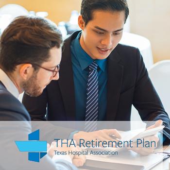logo for Texas Hospital Association Retirement Plan