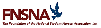 logo for the Foundation of the National Students Nurses Association