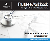 cover of the Health Care Finance and Reimbursement Workbook