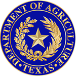 seal of the Texas Department of Agriculture, State Office of Rural Health